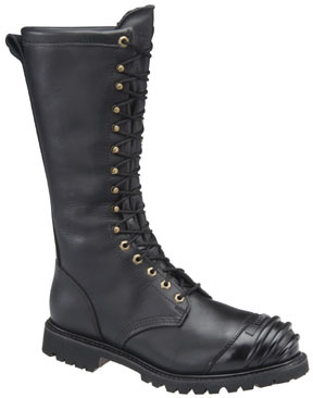 "16"" All Leather Waterproof Mining Boot"
