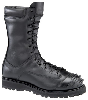 "10"" All Leather Waterproof Boot"