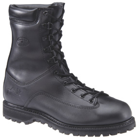 "8"" Waterproof All Leather Combat Boot"