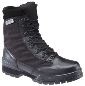 "8"" Waterproof GORE-TEX Leather & Nylon Boot"