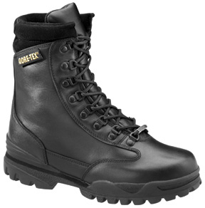"8"" Waterproof All Leather Boot"