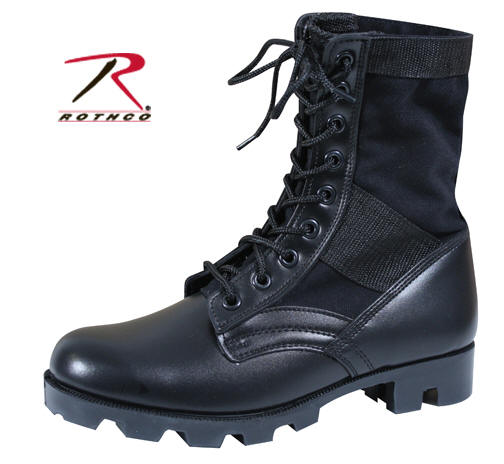 df567ff5c709 5083 ULTRA FORCE BLACK JUNGLE BOOTS-SYNTHETIC MATERIALS